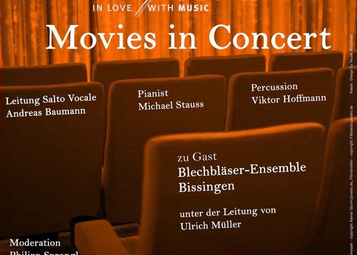 Jubiläumskonzert: Movies in Concert